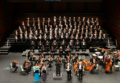 Eugene Concert Choir - Beethoven and Bernstein