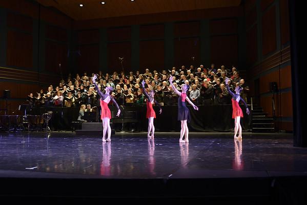 Eugene Ballet Tribute