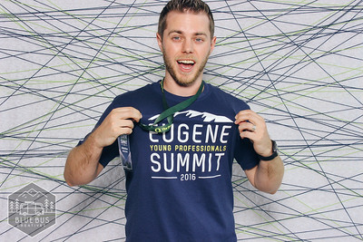 The first annual Eugene Young Professionals Summit was a huge hit and we've got the photos to prove it! Head over and like our page to tag and share you photos!  Head to findmysnaps.com/Eugyp16 to find your GIFs! Looking for an awesome photo booth for your next event? Head to bluebuscreatives.com for more info!