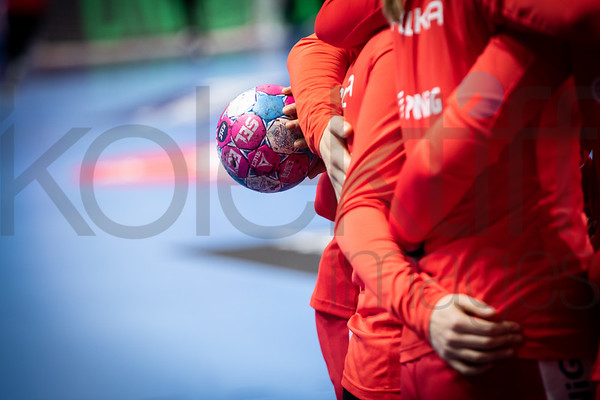 Women's EHF EURO 2018, preliminary round game -  Group A - Poland - Denmark in Hall XXL Nantes, Nantes, France 02.12.2018. Mandatory Credit © Anze Malovrh / kolektiff