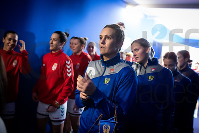 Women's EHF EURO 2018, preliminary round game -  Group A - Sweden - Serbia in Hall XXL Nantes, Nantes, France 02.12.2018. Mandatory Credit © Anze Malovrh / kolektiff
