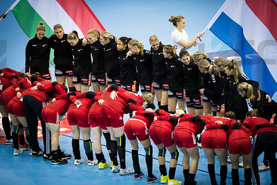 Women's EHF EURO 2018, preliminary round game - Group C - Hungary - Netherlands in L'Axone, Montbeliard, France, 01.12.2018. Mandatory Credit ©  Uros Hocevar / kolektiff