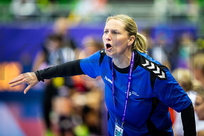 Women's EHF EURO 2018, preliminary round game - Group C - Netherlands - Spain in L'Axone, Montbeliard, France, 03.12.2018. Mandatory Credit ©  Jure Erzen / kolektiff