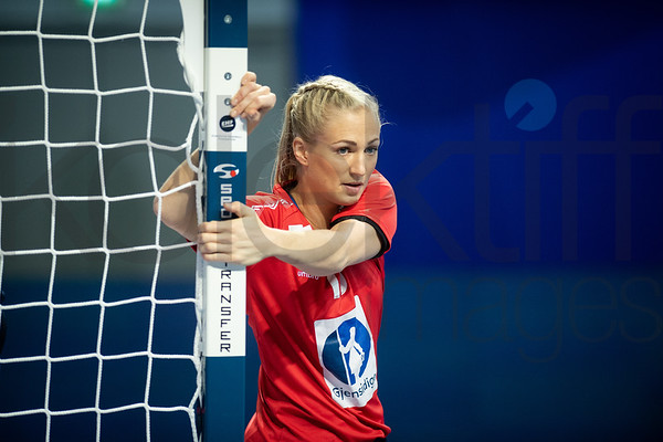 Linn Jorum Sulland (15) - Women's EHF EURO 2018, preliminary round game - Group D - Norway - Germany in Brest Arena, Brest, France, 01.12.2018. Mandatory Credit ©  Nebojsa Tejic  / kolektiff