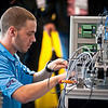 Euroskills 2012. Day 3 2012-10-05.<br /> 15 Mechatronics