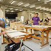 Belgium, Spa-Francorchamps, Oct 04,  2012 - Euroskills 2012<br /> joinery, cabinet making, wood machining technology