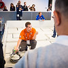 Leon Coppens - Mobiele Robotica<br /> Fotografie: Olivier Huisman