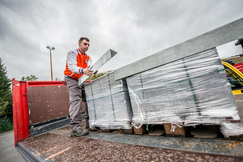 Ömer Ceylan - Transport & logistiek<br /> Fotografie: Olivier Huisman