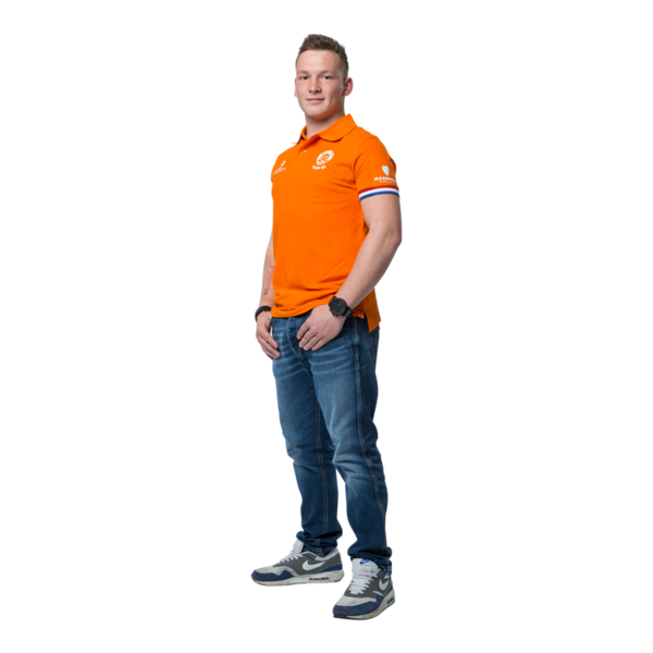 Robin van Hoof - Metselen (2)