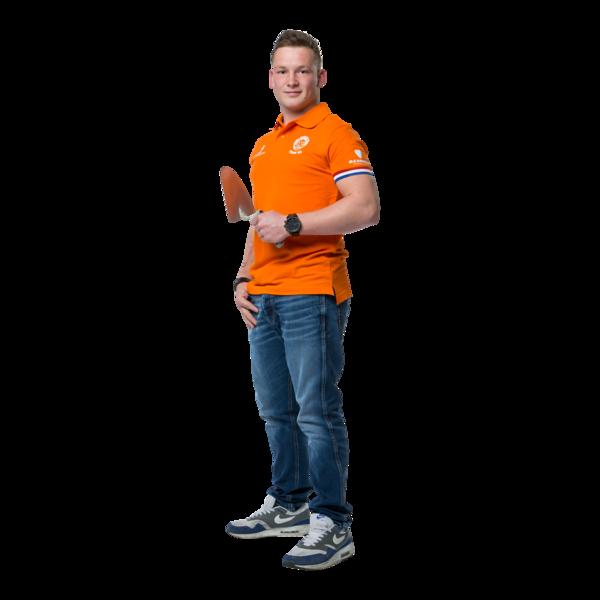 Robin van Hoof - Metselen (3)