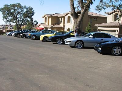 EuroSunday Sacramento October 2007 Niello Concours at Serrano