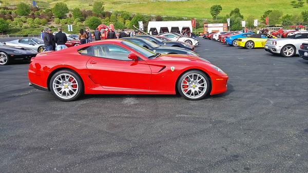 EuroSunday Sacramento April 2015 Sonoma Ferrari Challenge