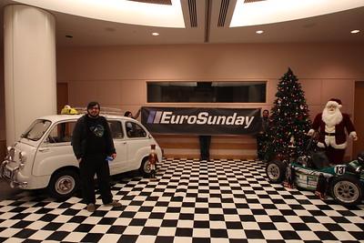 EuroSunday Sacramento December 2015 Rally4Kids