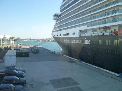 Day 1 - Embarkation