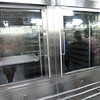 Galley tour - fridges for desserts and cold dishes