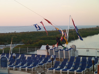 Day 8 - Disembarkation