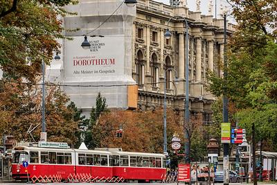 Kunsthistorisches Museum am Opernrng