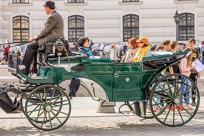 Fiaker in Vienna