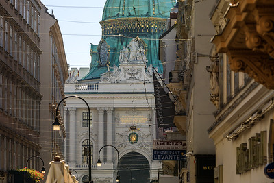 Streetphotos in Vienna cneter