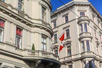 Eschenbachgasse, Wien