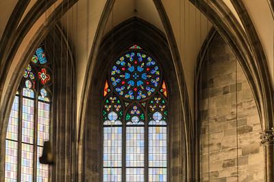 Fenster im Stephansdom