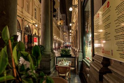 Galeries Royales St-Hubert, Brüssel
