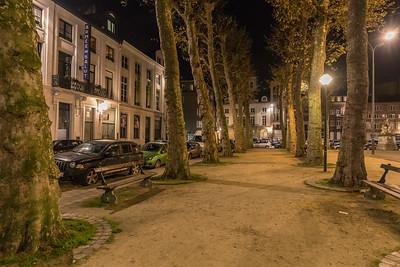 Rue du Rempar des Moines, Brüssel