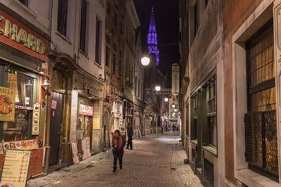 Rue Chair et Pain, Brüssel