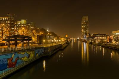 Kanal Charleroi, Brüssel