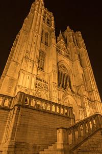 Cathédrale Saints-Michel-et-Gudule, Brüssel