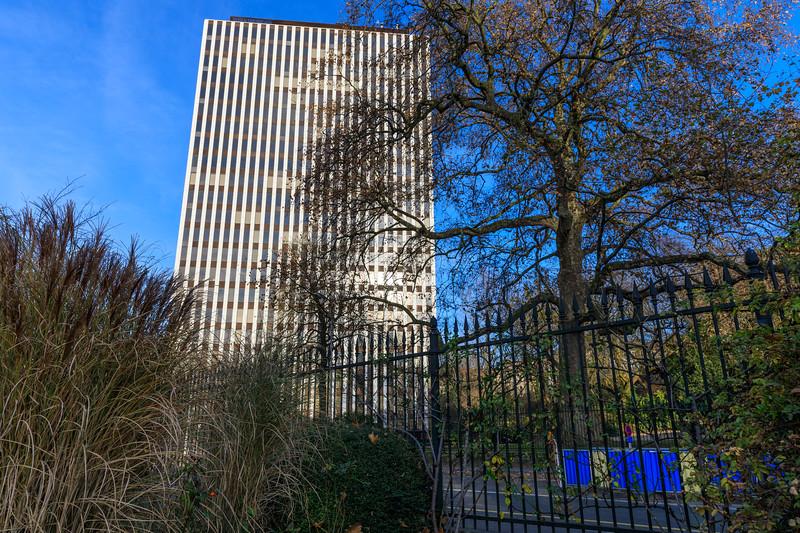 Gardin Botanique, Brüssel