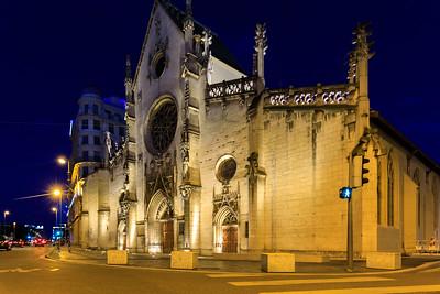 Église Saint-Bonaventure, Lyon