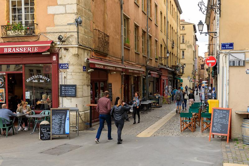 Rue Saint Jean, Lyon