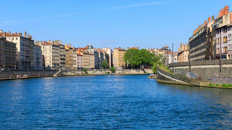 Ein Wochenende in Lyon