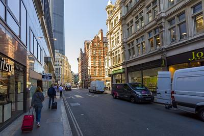 Old Broad Street, Tower 42 (183 metres), London