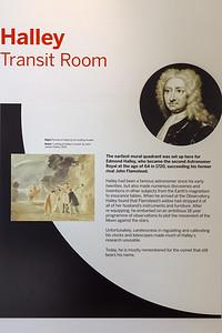 Halley - Transit Room, Greenwich