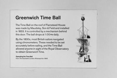Greenwich Time Ball