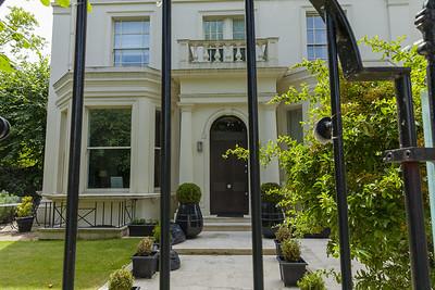 House at Warwick Ave, London