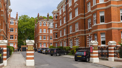 St. Mary's Mansions, London