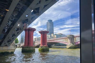 Black Friars Bridge, London,
