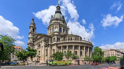 St.-Stephans-Basilika (St. Stephen's Basilica / Szent István-bazilika), Ungarn