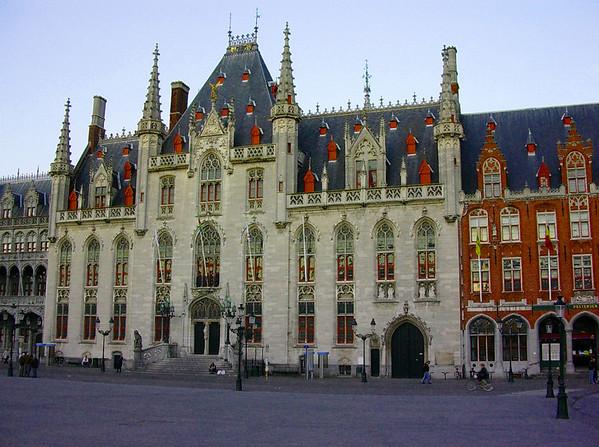 Provinciaal Hof (Foto: Ståle)