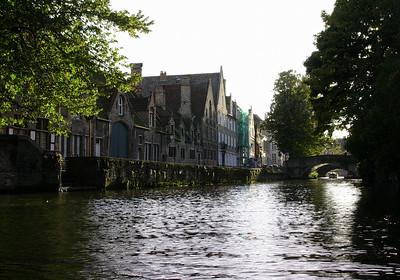 Kanalbroer nær Burg (Foto: Ståle)