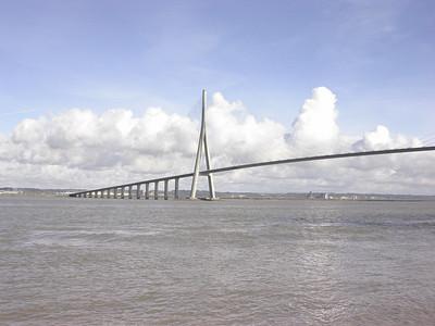 Pont de Normandie (Foto: Ståle)