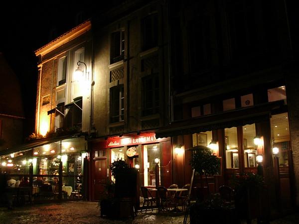 Kveld i Quai St Etienne (Foto: Ståle)