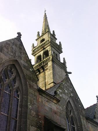 Kirken i Le Conquet (Foto: Ståle)