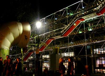 Centre Georges Pompidou (Foto: Ståle)