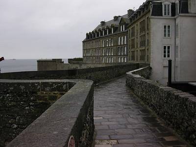 Vestre bymur (Foto: Ståle)