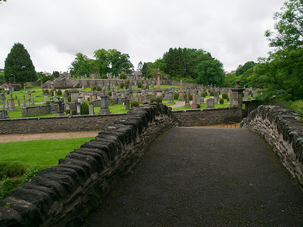 The Cemetery at Keith