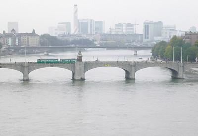 Mittlere Rheinbrücke (Foto: Ståle)